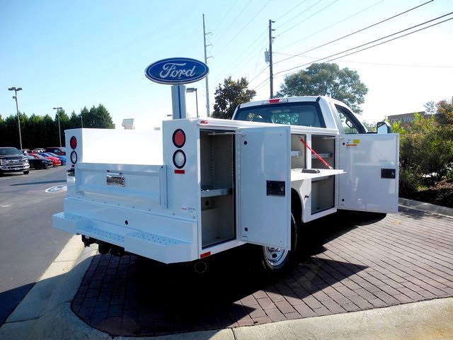 2017 F-250 Regular Cab, Knapheide Service Body #EB54481 - photo 9