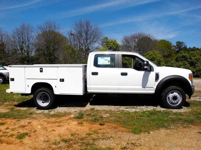 2017 F-450 Crew Cab DRW, Service Body #EB54485 - photo 10