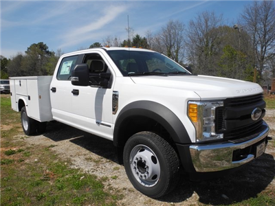 2017 F-450 Crew Cab DRW, Service Body #EB54485 - photo 1