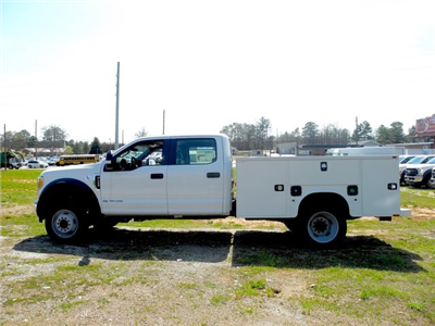2017 F-450 Crew Cab DRW, Service Body #EB54485 - photo 11