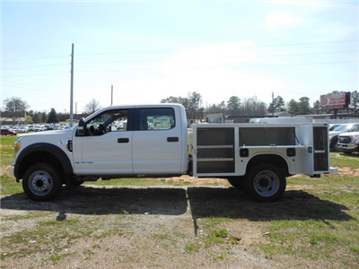 2017 F-450 Crew Cab DRW, Service Body #EB54485 - photo 14