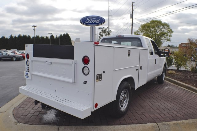 2016 F-250 Super Cab, Reading Service Body #EB98466 - photo 2