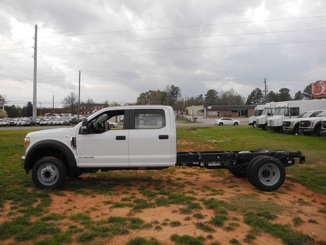 2017 F-550 Crew Cab DRW, Cab Chassis #EC04003 - photo 21