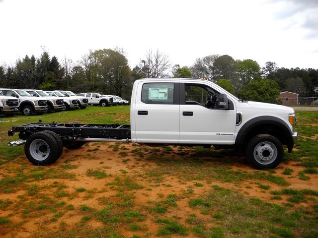2017 F-550 Crew Cab DRW, Cab Chassis #EC04003 - photo 10