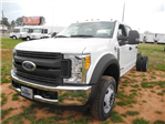 2017 F-550 Crew Cab DRW, Cab Chassis #EC04003 - photo 1