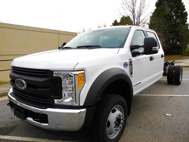 2017 F-450 Crew Cab DRW, Cab Chassis #EC04072 - photo 12