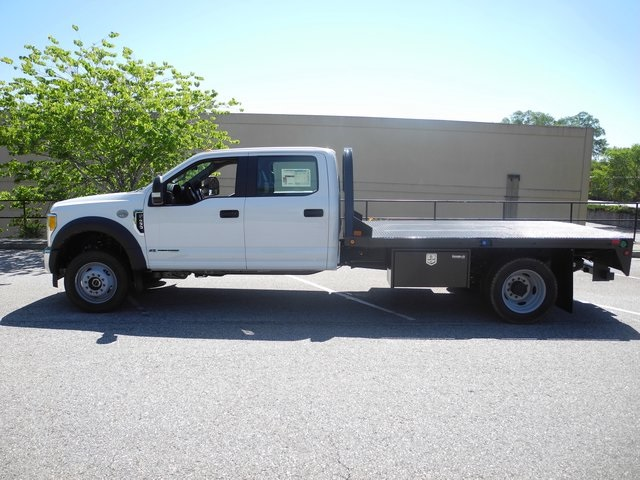 2017 F-450 Crew Cab DRW 4x4, CM Truck Beds Platform Body #EC04075 - photo 11