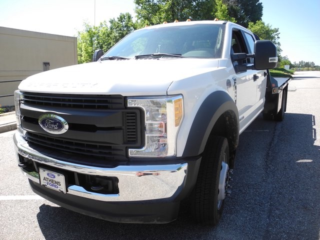 2017 F-450 Crew Cab DRW 4x4, CM Truck Beds Platform Body #EC04075 - photo 16