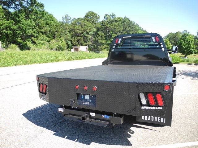 2017 F-550 Crew Cab DRW 4x4, CM Truck Beds Platform Body #EC04077 - photo 2