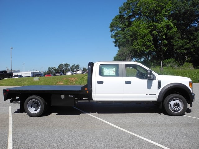2017 F-550 Crew Cab DRW 4x4, CM Truck Beds Platform Body #EC04077 - photo 9