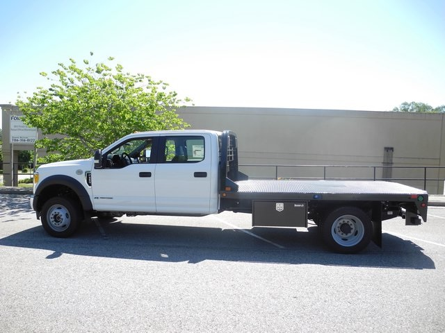 2017 F-550 Crew Cab DRW 4x4, CM Truck Beds Platform Body #EC04077 - photo 14