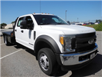 2017 F-550 Crew Cab DRW 4x4, CM Truck Beds Platform Body #EC04077 - photo 1