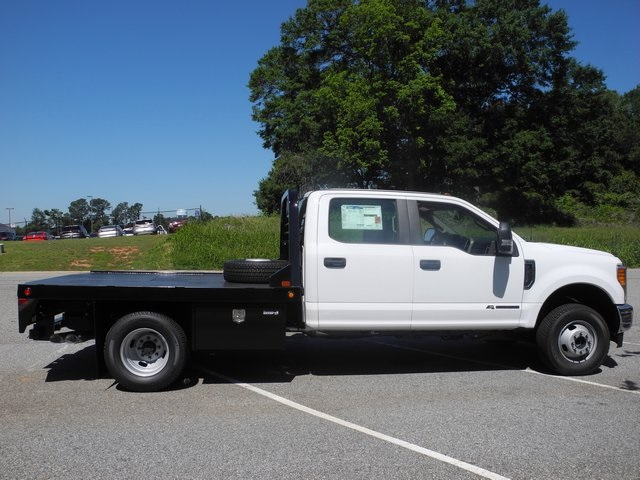 2017 F-350 Crew Cab DRW 4x4, CM Truck Beds Platform Body #EC36809 - photo 9