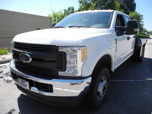 2017 F-350 Crew Cab DRW 4x4, CM Truck Beds Platform Body #EC36809 - photo 15
