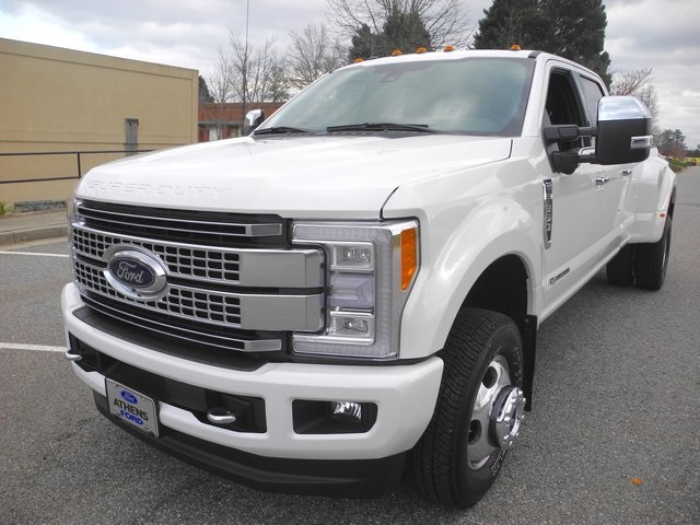 2017 F-350 Crew Cab DRW 4x4, Pickup #EC59788 - photo 21