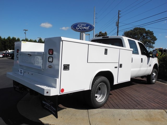 2016 F-350 Crew Cab DRW 4x4, Reading Service Body #EC76057 - photo 12