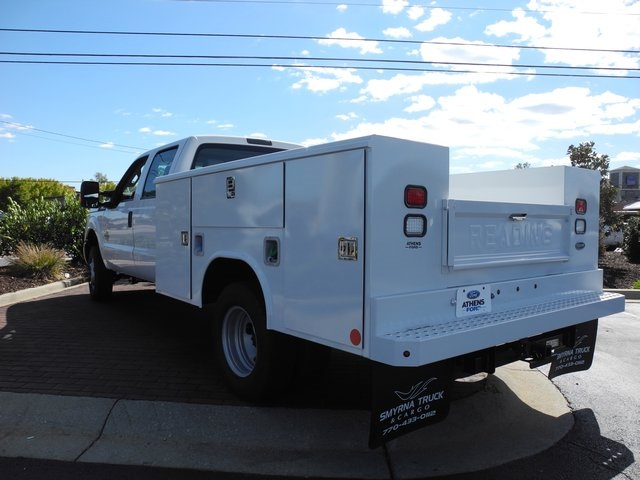 2016 F-350 Crew Cab DRW 4x4, Reading Service Body #EC76057 - photo 2