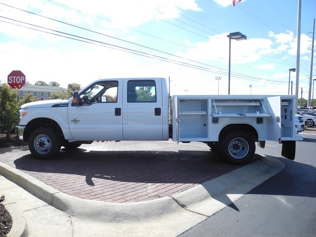 2016 F-350 Crew Cab DRW 4x4, Reading Service Body #EC76057 - photo 18