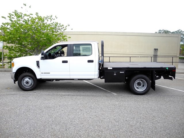 2017 F-350 Crew Cab DRW 4x4, Knapheide Platform Body #EC82336 - photo 14