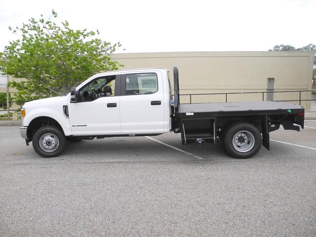 2017 F-350 Crew Cab DRW 4x4, Knapheide Platform Body #EC82336 - photo 18
