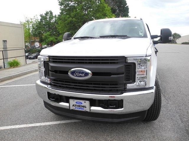 2017 F-350 Crew Cab DRW 4x4, Knapheide Platform Body #EC82336 - photo 21