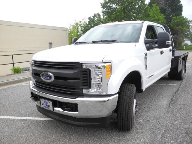 2017 F-350 Crew Cab DRW 4x4, Knapheide Platform Body #EC82336 - photo 22