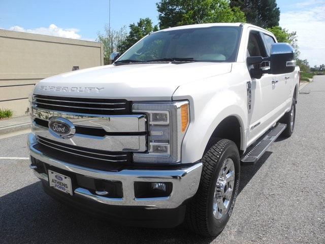 2017 F-250 Crew Cab 4x4, Pickup #ED23069 - photo 18