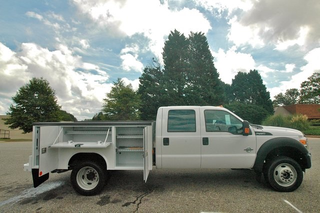 2016 F-450 Crew Cab DRW 4x4, Reading Service Body #ED31776 - photo 6