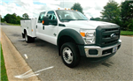 2016 F-450 Crew Cab DRW 4x4, Reading Service Body #ED31776 - photo 1