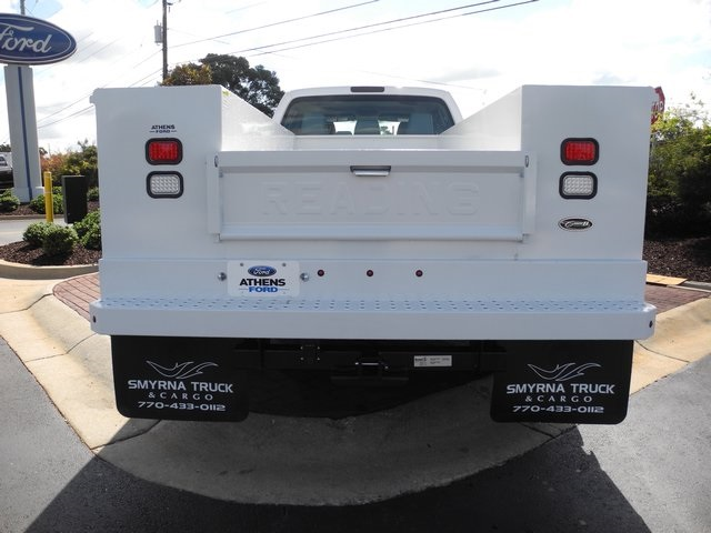 2016 F-550 Crew Cab DRW 4x4, Reading Service Body #ED31777 - photo 17