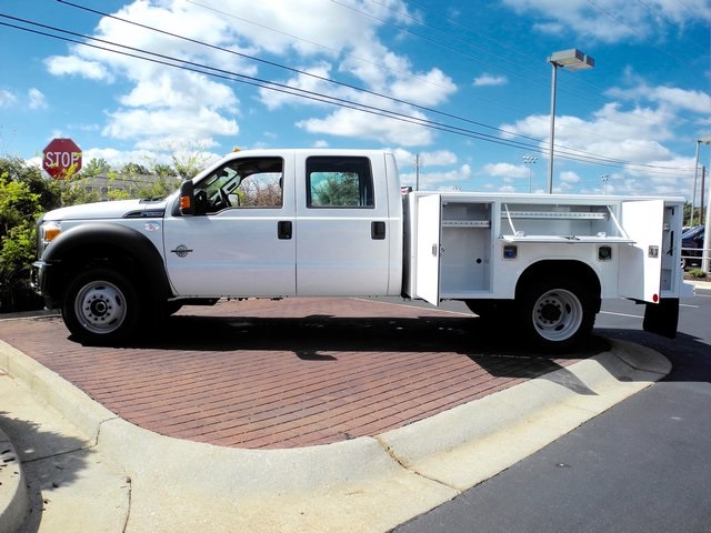 2016 F-550 Crew Cab DRW 4x4, Reading Service Body #ED31777 - photo 21