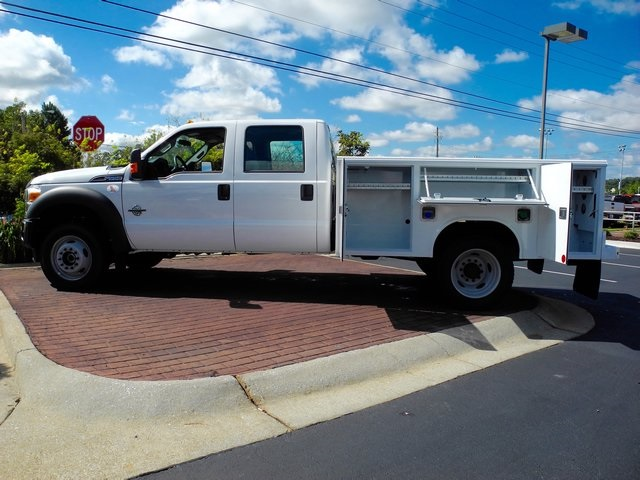 2016 F-550 Crew Cab DRW 4x4, Reading Service Body #ED31777 - photo 23
