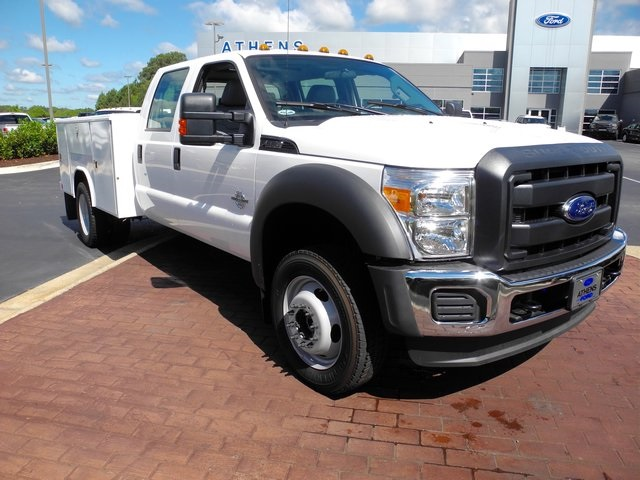 2016 F-550 Crew Cab DRW 4x4, Reading Service Body #ED31777 - photo 30