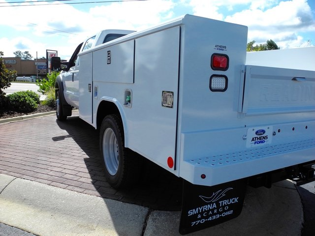 2016 F-550 Crew Cab DRW 4x4, Service Body #ED31777 - photo 2