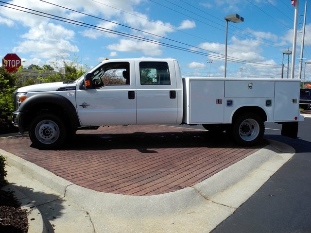 2016 F-550 Crew Cab DRW 4x4, Service Body #ED31777 - photo 24