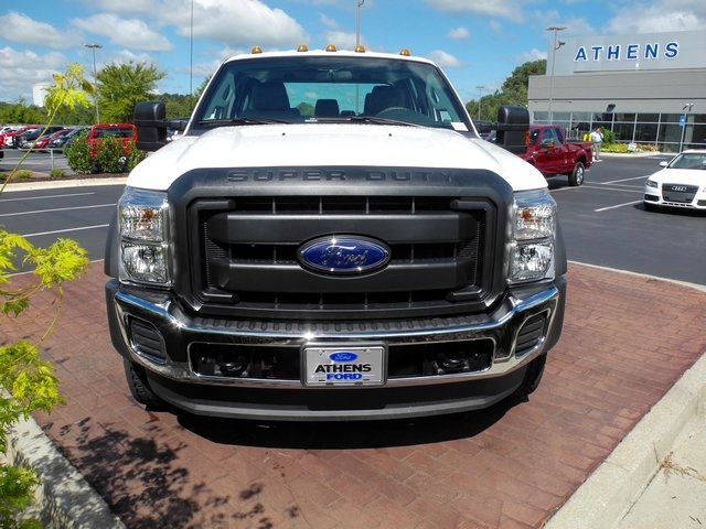 2016 F-550 Crew Cab DRW 4x4, Service Body #ED31777 - photo 25