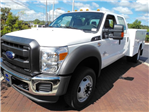 2016 F-550 Crew Cab DRW 4x4, Reading Service Body #ED31777 - photo 1
