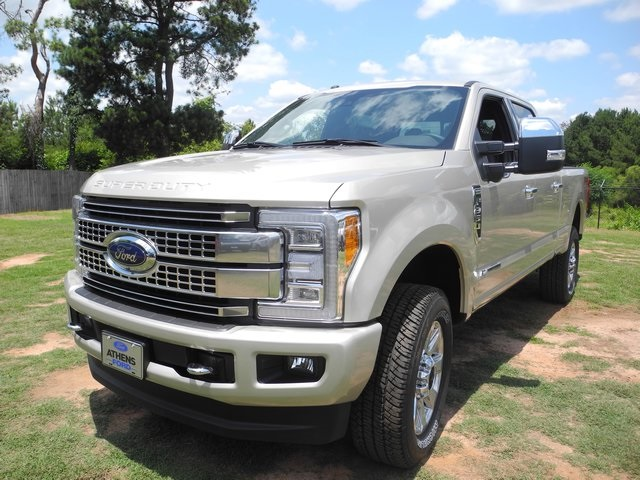 2017 F-350 Crew Cab 4x4, Pickup #ED39296 - photo 16