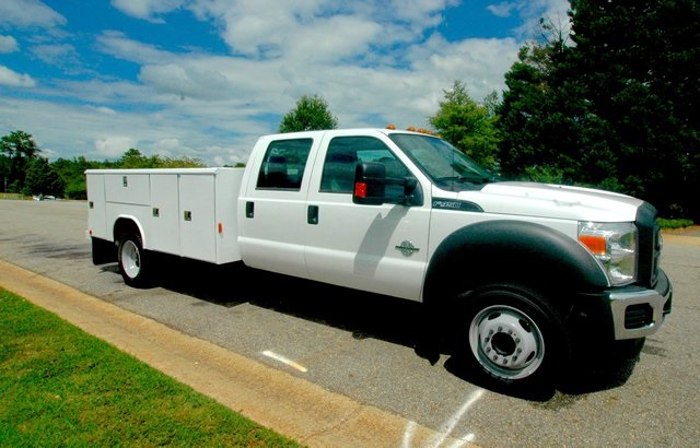 2016 F-450 Crew Cab DRW, Reading Service Body #ED41566 - photo 10