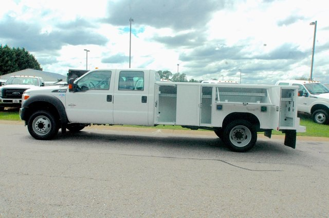2016 F-450 Crew Cab DRW, Reading Service Body #ED41566 - photo 18