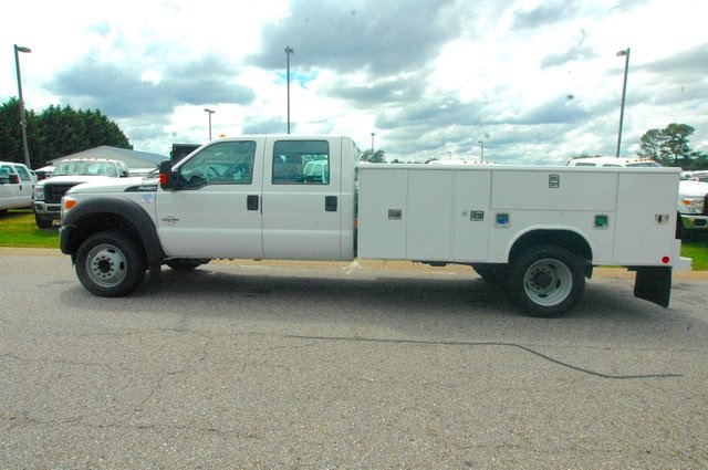 2016 F-450 Crew Cab DRW, Reading Service Body #ED41566 - photo 20