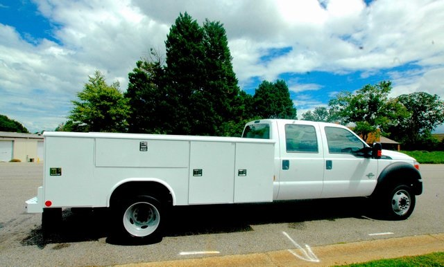 2016 F-450 Crew Cab DRW, Service Body #ED41566 - photo 12