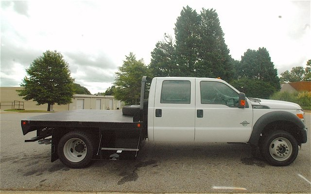 2016 F-450 Crew Cab DRW 4x4, Platform Body #ED47924 - photo 11