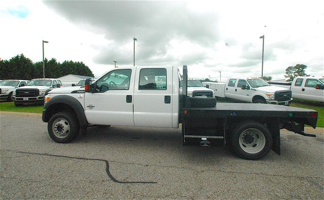 2016 F-450 Crew Cab DRW 4x4, Platform Body #ED47924 - photo 16