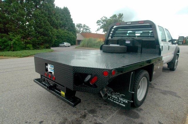 2016 F-450 Crew Cab DRW 4x4, Platform Body #ED47924 - photo 2