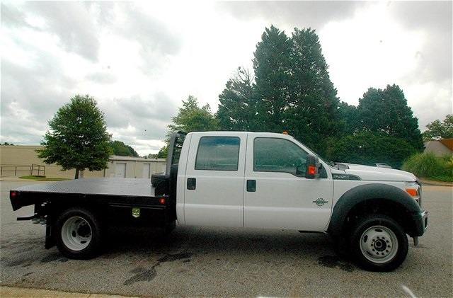 2016 F-450 Crew Cab DRW 4x4, Platform Body #ED47924 - photo 7