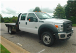 2016 F-450 Crew Cab DRW 4x4, Platform Body #ED47924 - photo 1