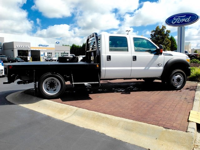 2016 F-550 Crew Cab DRW 4x4, Platform Body #ED47925 - photo 2
