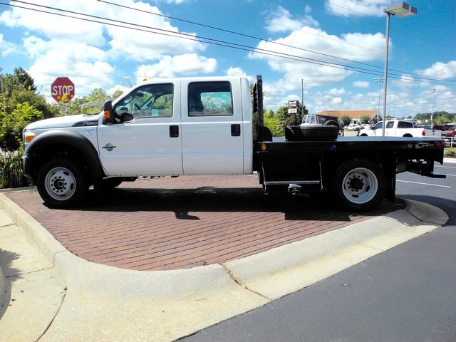 2016 F-550 Crew Cab DRW 4x4, Platform Body #ED47925 - photo 5