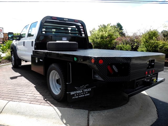 2016 F-550 Crew Cab DRW 4x4, Platform Body #ED47925 - photo 8